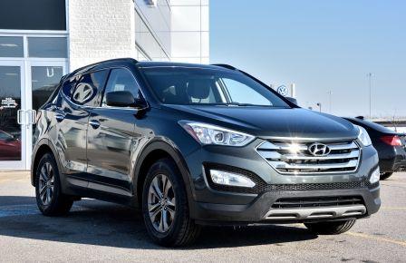 2013 Hyundai Santa Fe PREMIUM BLUETOOTH SIEGES CHAUF. CRUISE MP3 A/C AUT #0