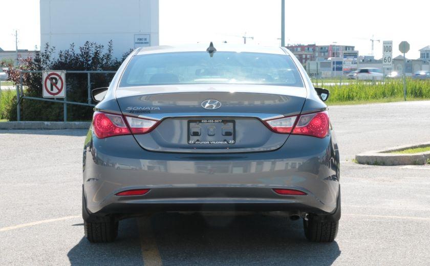 2012 Hyundai Sonata GLS TOIT MAGS BLUETOOTH #5