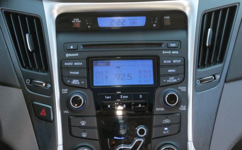 2012 Hyundai Sonata GLS TOIT MAGS BLUETOOTH #12