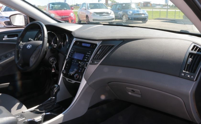 2012 Hyundai Sonata GLS TOIT MAGS BLUETOOTH #23