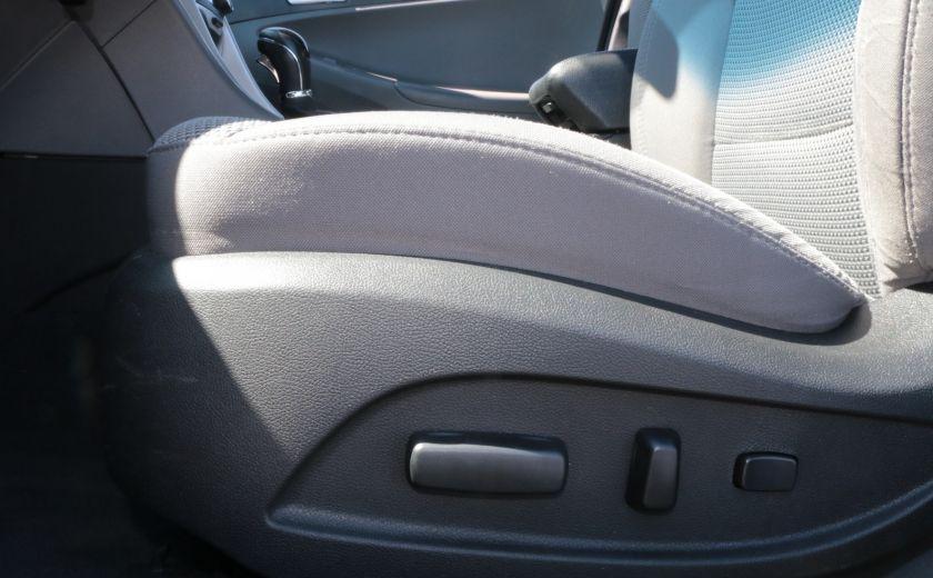2012 Hyundai Sonata GLS TOIT MAGS BLUETOOTH #19