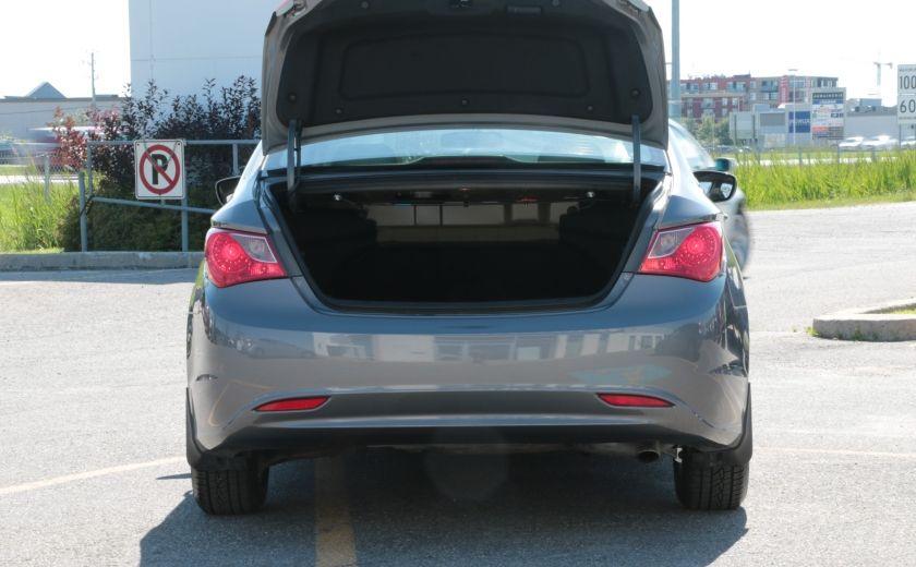 2012 Hyundai Sonata GLS TOIT MAGS BLUETOOTH #28