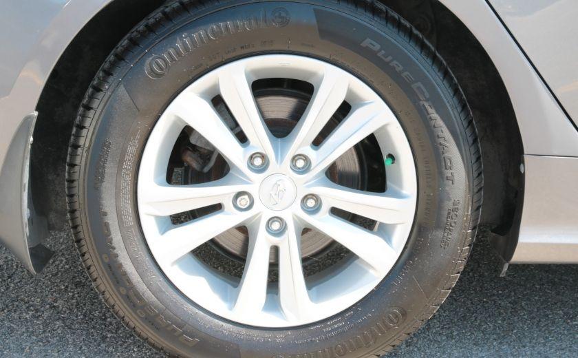 2012 Hyundai Sonata GLS TOIT MAGS BLUETOOTH #31