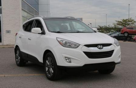 2014 Hyundai Tucson GLS A/C TOIT PANO CAMERA CUIR BLUETOOTH MAGS à Brossard
