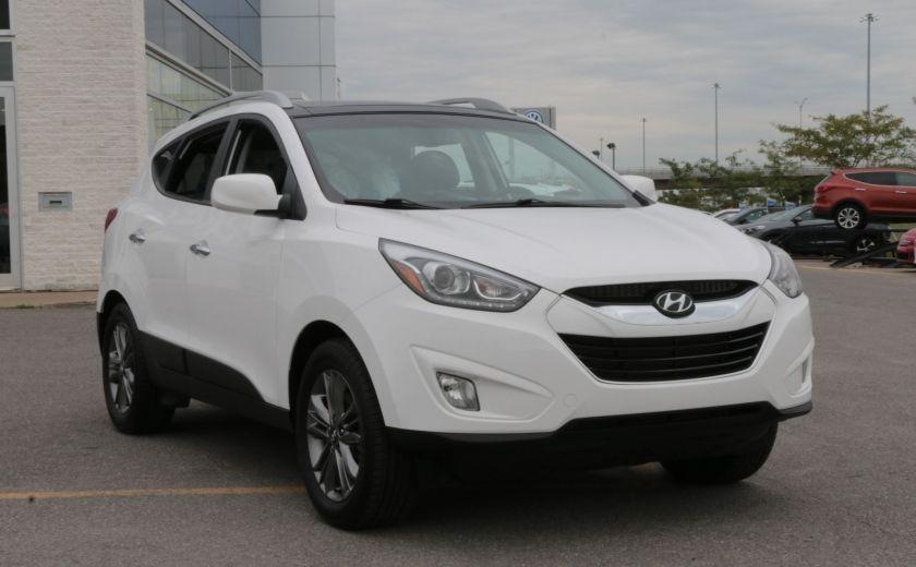 2014 Hyundai Tucson GLS A/C TOIT PANO CAMERA CUIR BLUETOOTH MAGS #0