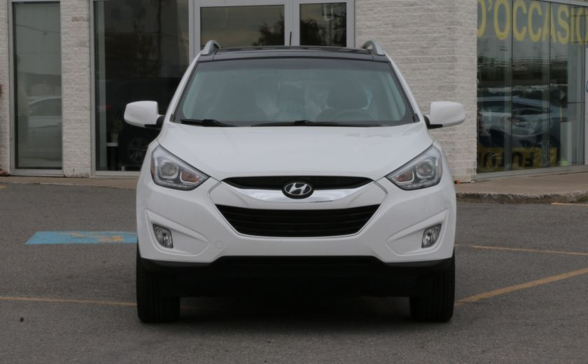 2014 Hyundai Tucson GLS A/C TOIT PANO CAMERA CUIR BLUETOOTH MAGS #1