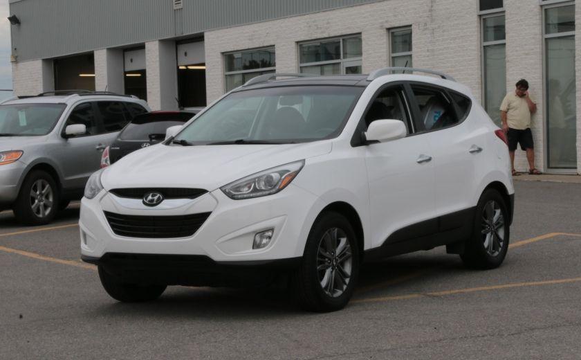 2014 Hyundai Tucson GLS A/C TOIT PANO CAMERA CUIR BLUETOOTH MAGS #2
