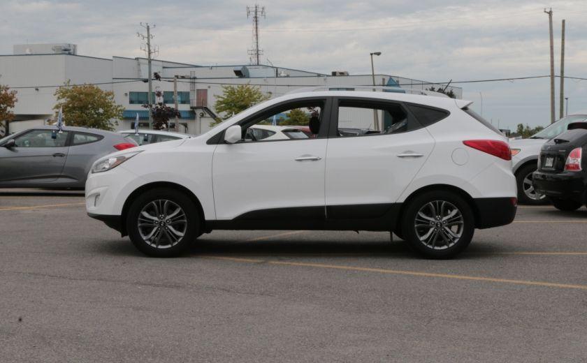2014 Hyundai Tucson GLS A/C TOIT PANO CAMERA CUIR BLUETOOTH MAGS #3
