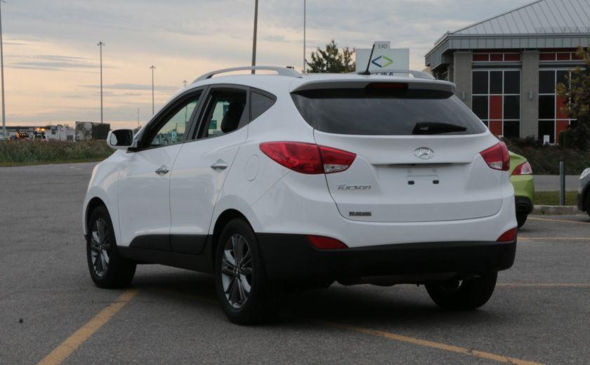 2014 Hyundai Tucson GLS A/C TOIT PANO CAMERA CUIR BLUETOOTH MAGS #4