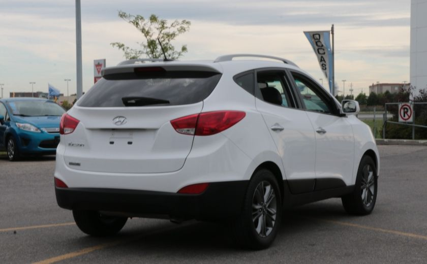 2014 Hyundai Tucson GLS A/C TOIT PANO CAMERA CUIR BLUETOOTH MAGS #6