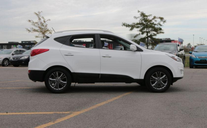 2014 Hyundai Tucson GLS A/C TOIT PANO CAMERA CUIR BLUETOOTH MAGS #7