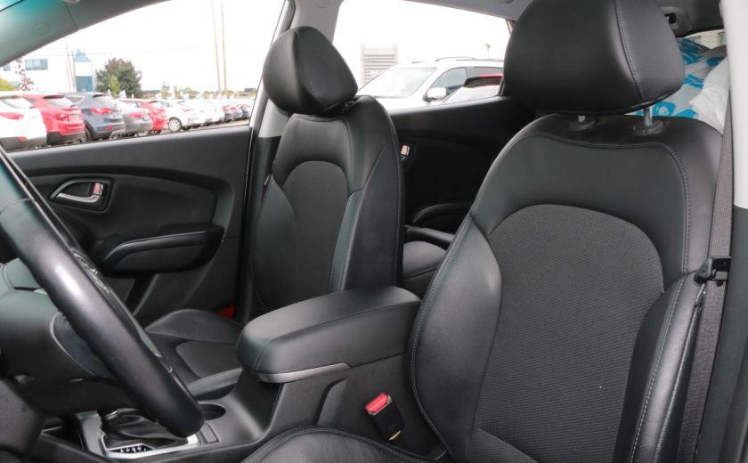 2014 Hyundai Tucson GLS A/C TOIT PANO CAMERA CUIR BLUETOOTH MAGS #9