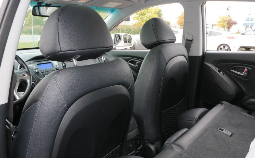2014 Hyundai Tucson GLS A/C TOIT PANO CAMERA CUIR BLUETOOTH MAGS #11