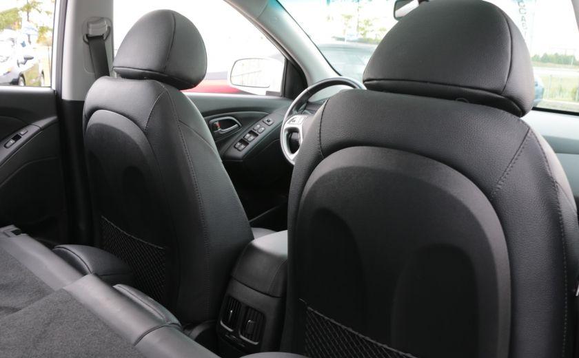 2014 Hyundai Tucson GLS A/C TOIT PANO CAMERA CUIR BLUETOOTH MAGS #22