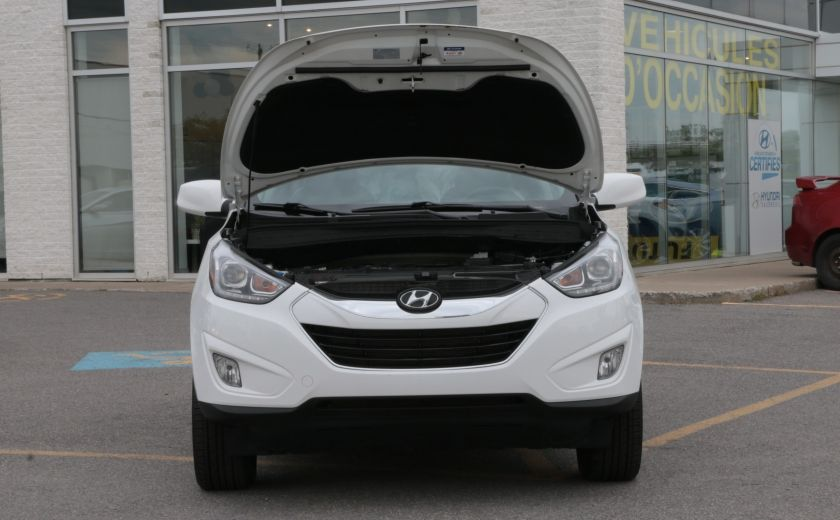 2014 Hyundai Tucson GLS A/C TOIT PANO CAMERA CUIR BLUETOOTH MAGS #27
