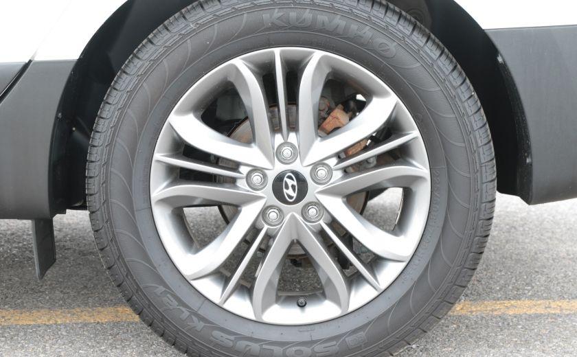 2014 Hyundai Tucson GLS A/C TOIT PANO CAMERA CUIR BLUETOOTH MAGS #30