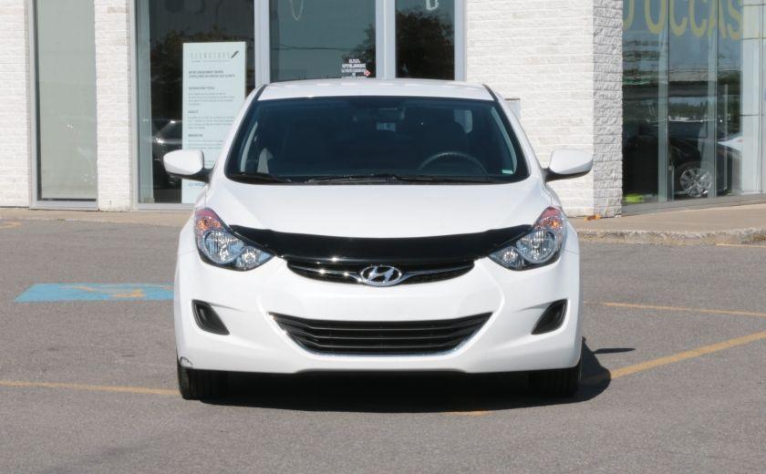 2013 Hyundai Elantra L MAN GR ELECT #1