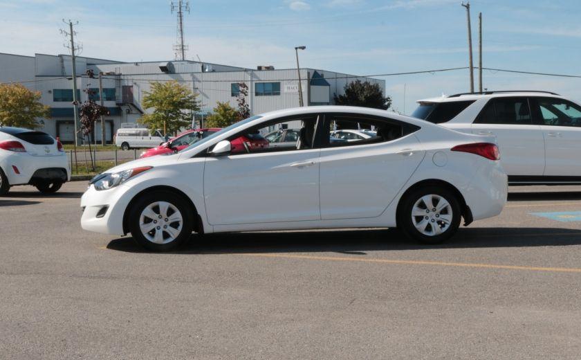 2013 Hyundai Elantra L MAN GR ELECT #3