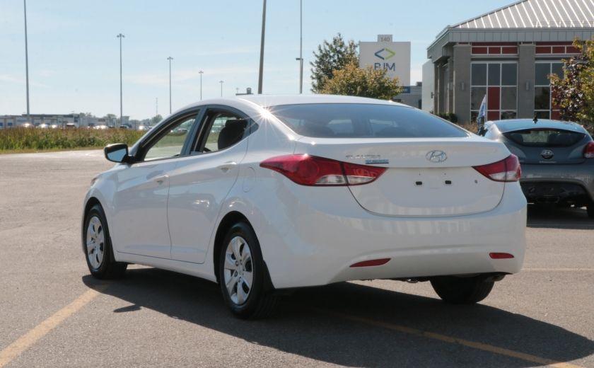 2013 Hyundai Elantra L MAN GR ELECT #4