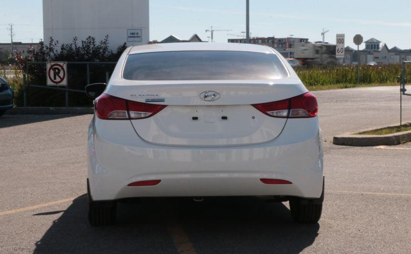 2013 Hyundai Elantra L MAN GR ELECT #5