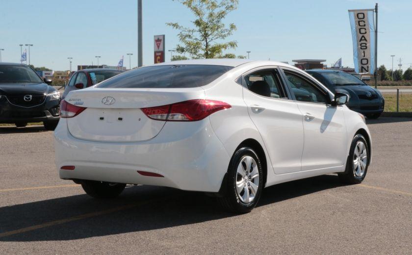 2013 Hyundai Elantra L MAN GR ELECT #6