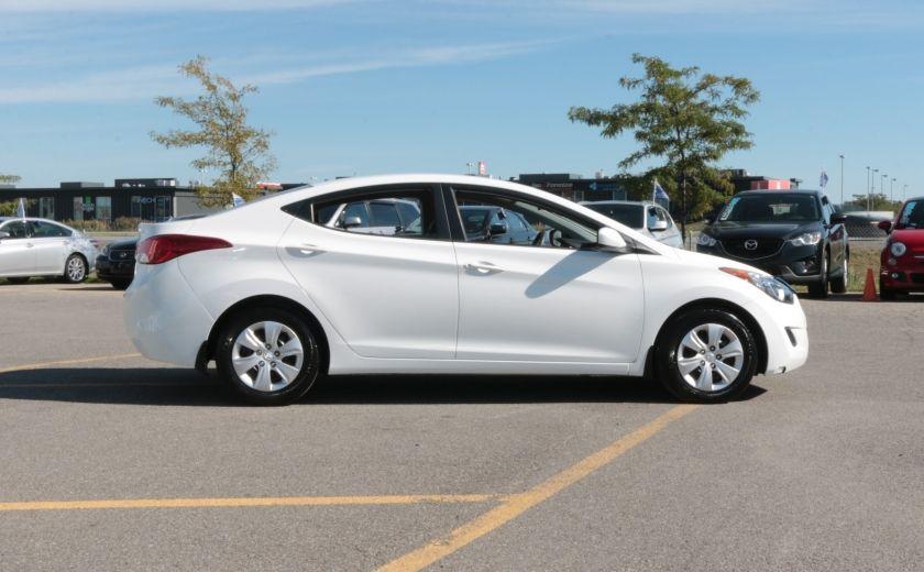 2013 Hyundai Elantra L MAN GR ELECT #7