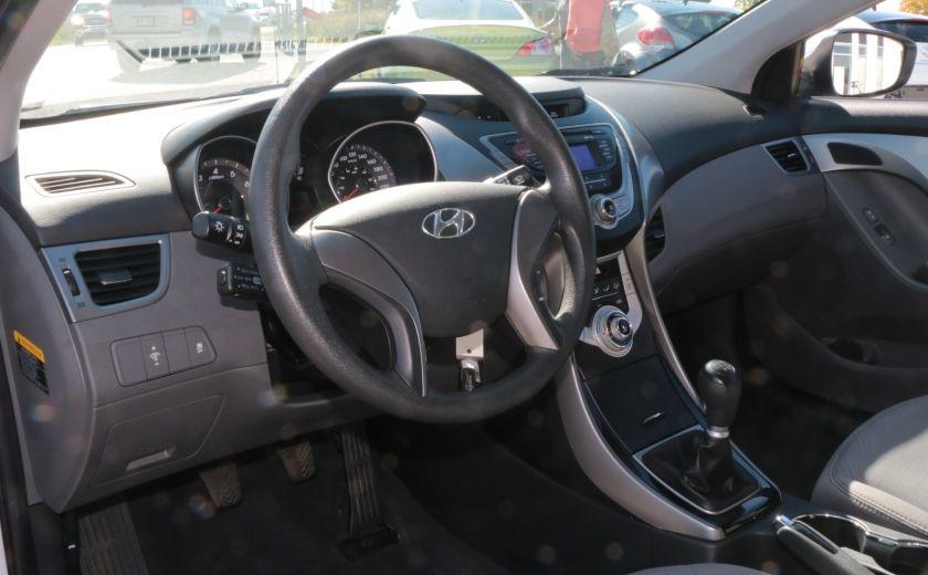 2013 Hyundai Elantra L MAN GR ELECT #8