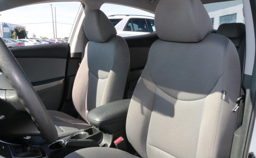 2013 Hyundai Elantra L MAN GR ELECT #9
