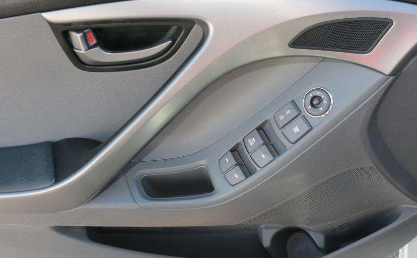 2013 Hyundai Elantra L MAN GR ELECT #10