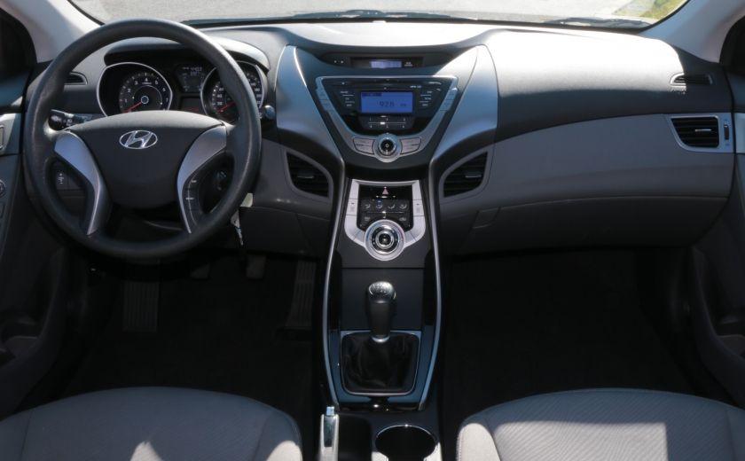 2013 Hyundai Elantra L MAN GR ELECT #11