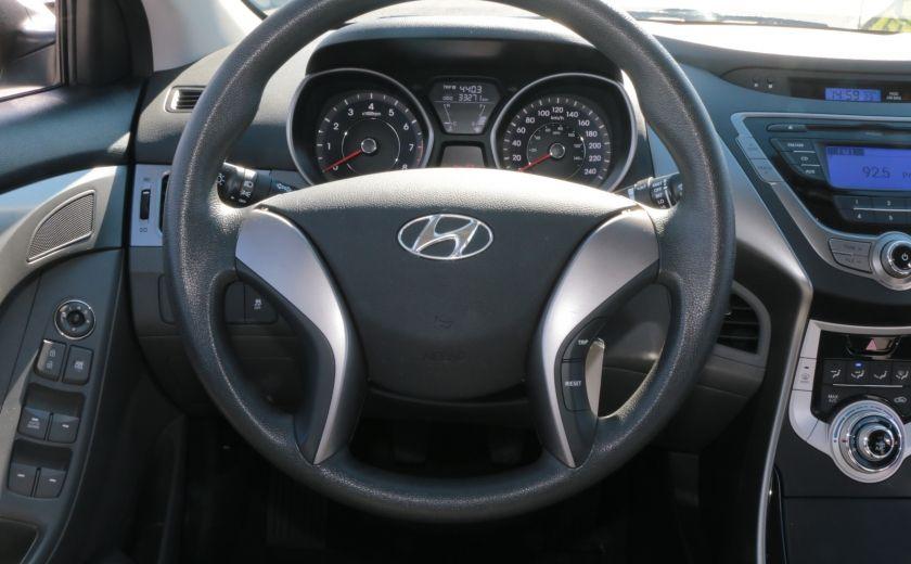 2013 Hyundai Elantra L MAN GR ELECT #13