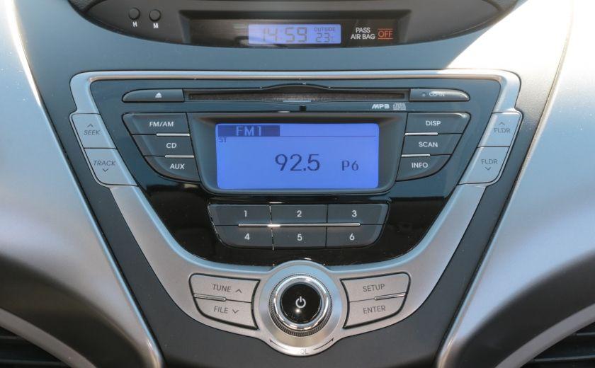 2013 Hyundai Elantra L MAN GR ELECT #14
