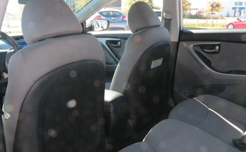 2013 Hyundai Elantra L MAN GR ELECT #17