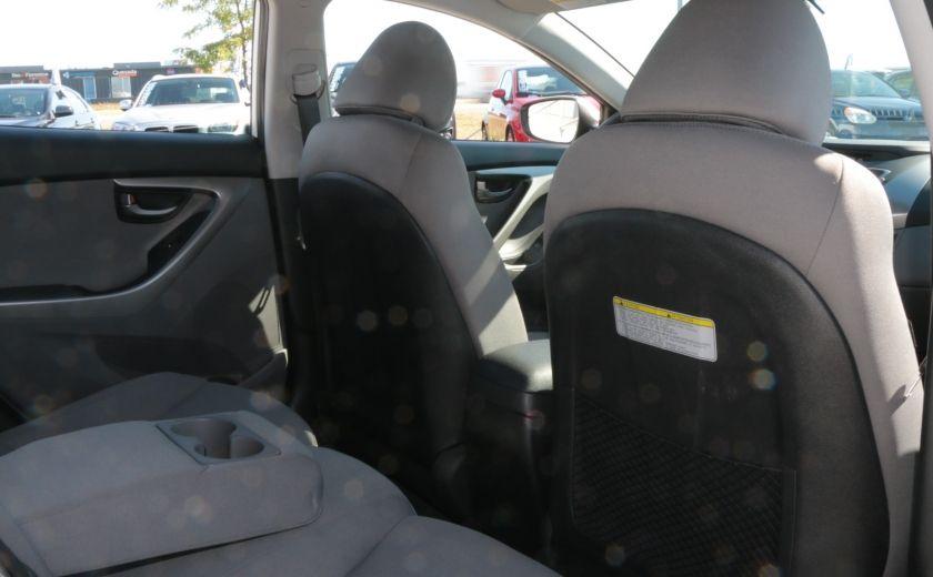 2013 Hyundai Elantra L MAN GR ELECT #19