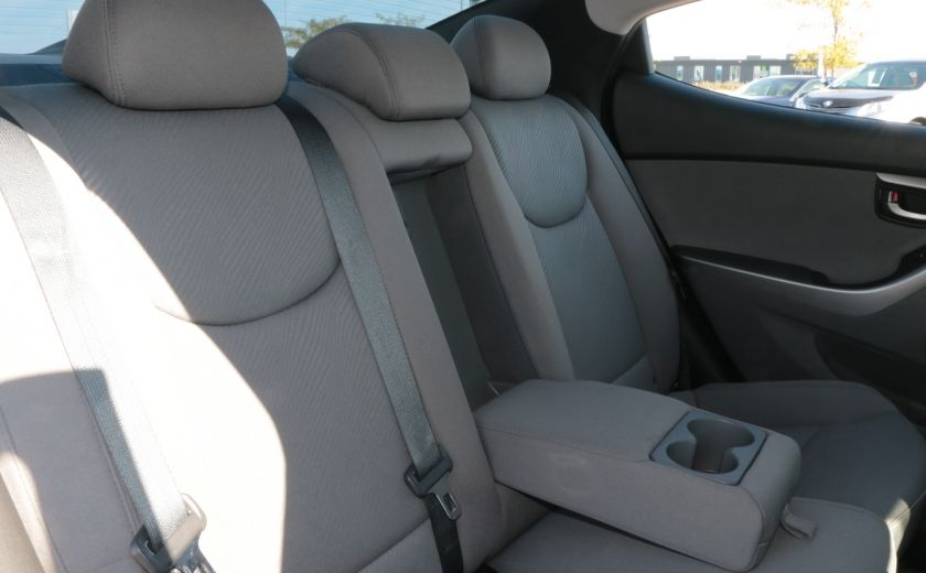 2013 Hyundai Elantra L MAN GR ELECT #20