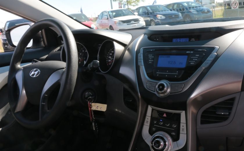 2013 Hyundai Elantra L MAN GR ELECT #22