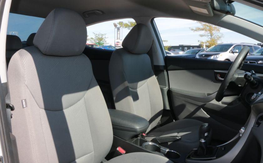2013 Hyundai Elantra L MAN GR ELECT #23