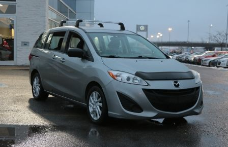 2012 Mazda 5 GS in Drummondville