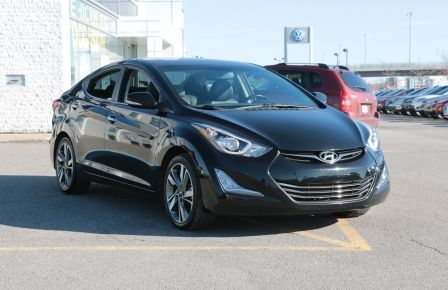 2015 Hyundai Elantra Limited AUTO A/C TOIT CAMERA NAV BLUETOOTH in Gatineau