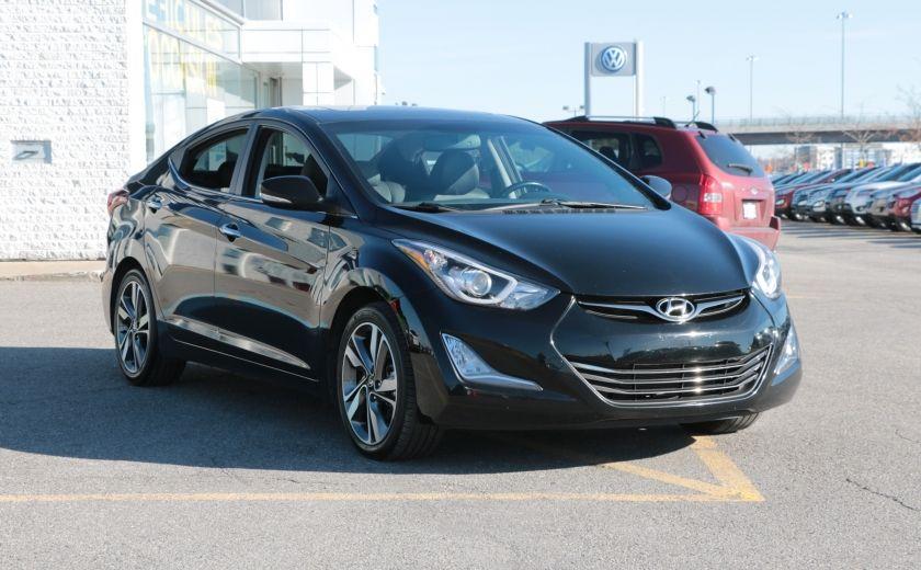 2015 Hyundai Elantra Limited AUTO TOIT CAMERA NAV BLUETOOTH #0