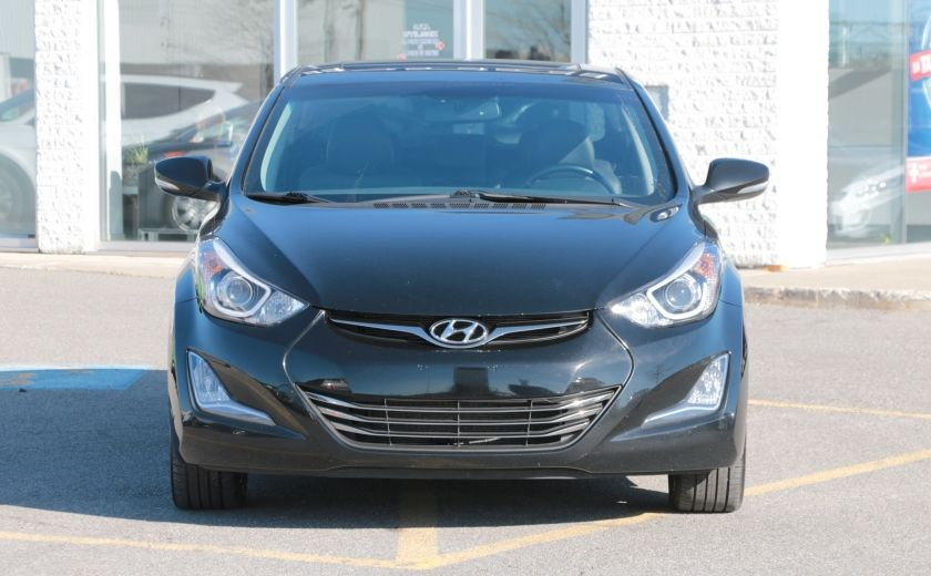 2015 Hyundai Elantra Limited AUTO TOIT CAMERA NAV BLUETOOTH #1