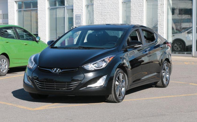 2015 Hyundai Elantra Limited AUTO TOIT CAMERA NAV BLUETOOTH #2