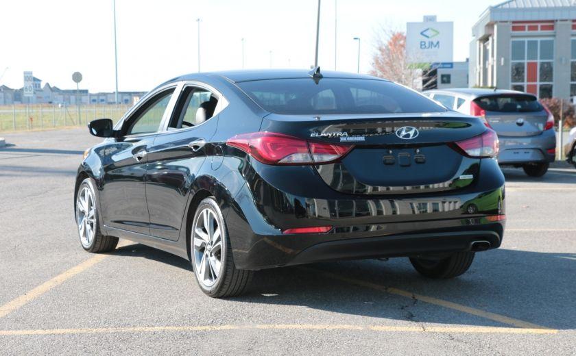 2015 Hyundai Elantra Limited AUTO TOIT CAMERA NAV BLUETOOTH #4