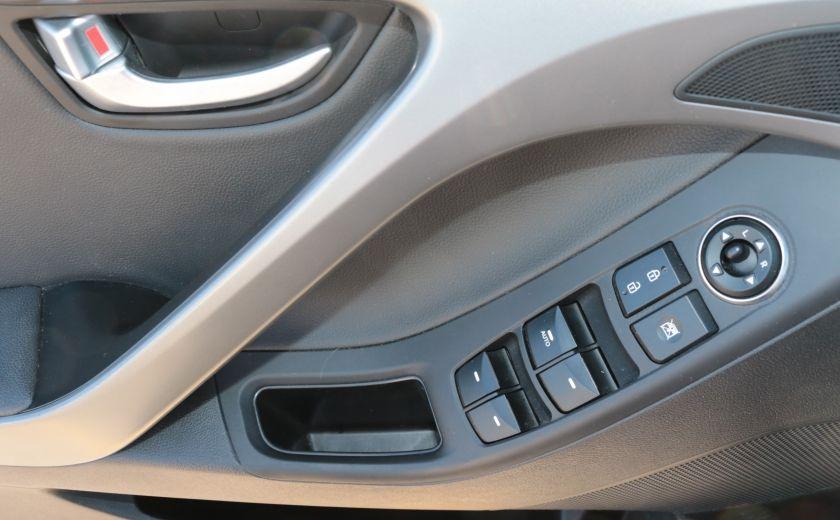 2015 Hyundai Elantra Limited AUTO TOIT CAMERA NAV BLUETOOTH #10