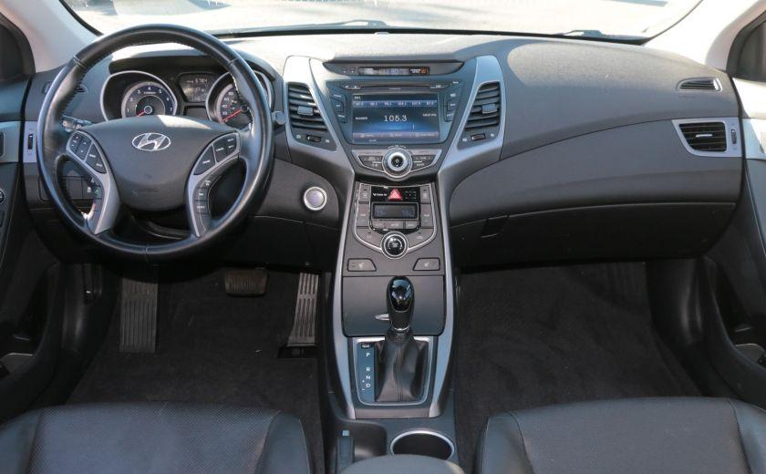 2015 Hyundai Elantra Limited AUTO TOIT CAMERA NAV BLUETOOTH #13