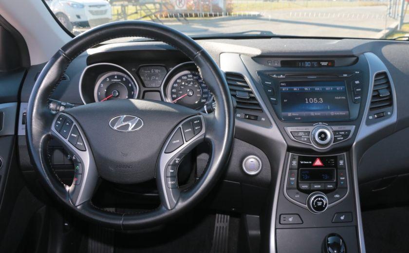 2015 Hyundai Elantra Limited AUTO TOIT CAMERA NAV BLUETOOTH #14