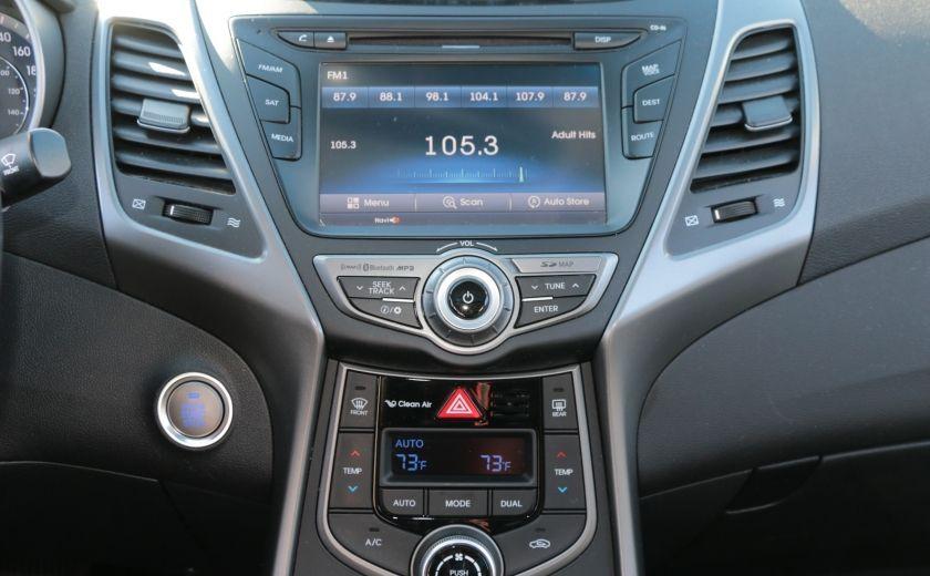 2015 Hyundai Elantra Limited AUTO TOIT CAMERA NAV BLUETOOTH #16