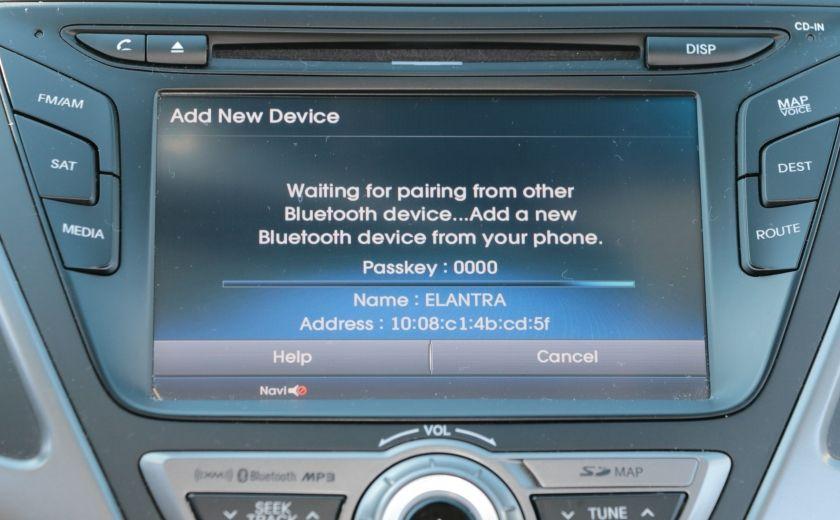 2015 Hyundai Elantra Limited AUTO TOIT CAMERA NAV BLUETOOTH #17