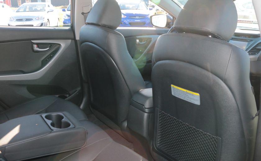2015 Hyundai Elantra Limited AUTO TOIT CAMERA NAV BLUETOOTH #26