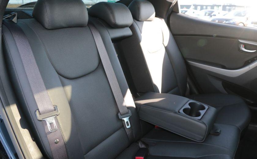 2015 Hyundai Elantra Limited AUTO TOIT CAMERA NAV BLUETOOTH #27